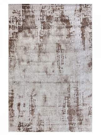 Ковер LARA 4617A прямой коричневый 1,5х0,8м. Sofia Rugs