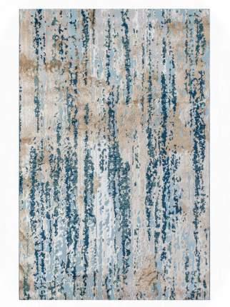 Ковер LARA 4620A прямой голубой 1,5х0,8м. Sofia Rugs