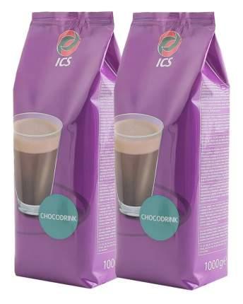 "Горячий шоколад ICS ""АЗУР"" 2 кг набор из 2 шт. по 1 кг"