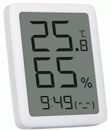 Метеостанция Xiaomi Miaomiaoce LCD MHO-C601 (White)