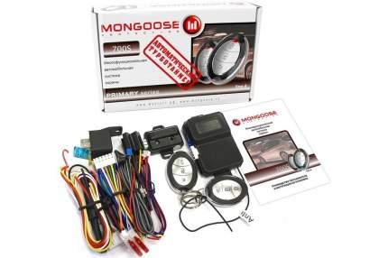 Сигнализация MONGOOSE 700S, силовые выходы