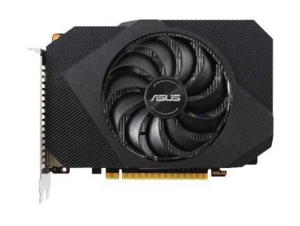 Видеокарта ASUS Nvidia GeForce GTX 1650 PHOENIX OC (PH-GTX1650-O4GD6-P)