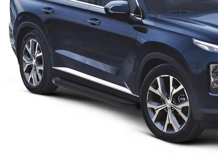 "Пороги на автомобиль ""Premium-Black"" Rival Hyundai Palisade 2020-н.в., A193ALB.2311.1"