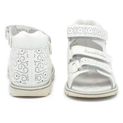 Обувь ортопедическая Sursil-Ortho 55-203S для девочек белый р.22