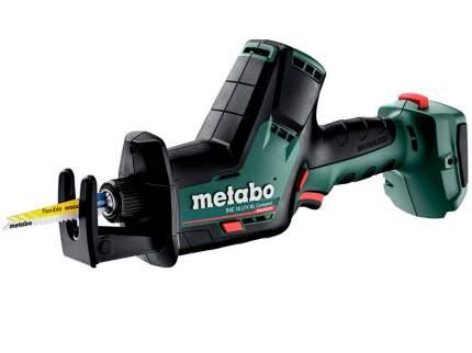 Пила Metabo SSE18LTXBLCompact 602366850