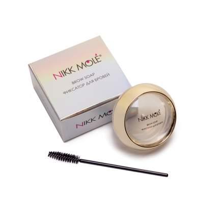 Фиксатор - мыло для фиксации бровей Nikk Mole (Кокос)