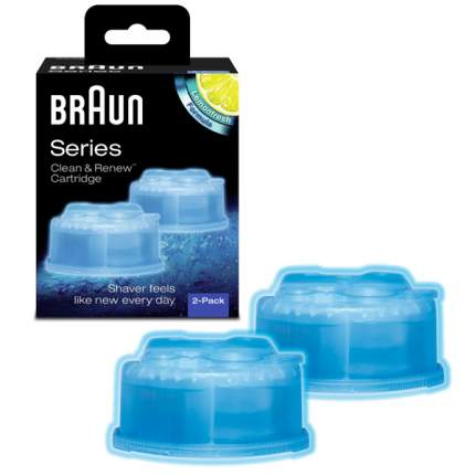 Чистящее средство для электробритвы Braun CCR 2