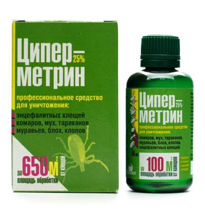 Средство от тараканов НПО Гарант Циперметрин 25 133051