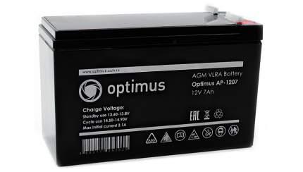 Аккумулятор для ИБП Optimus AP-1207