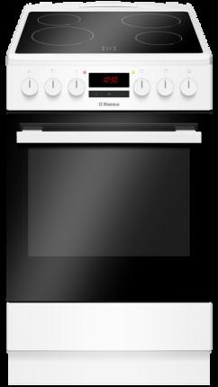Электрическая плита Hansa FCCW58203 White