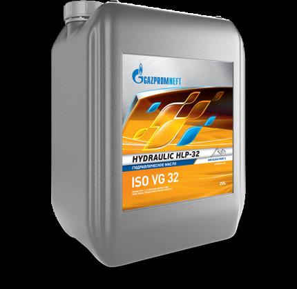 Масло гидравлическое Gazpromneft Hydraulic HLP-32 20 л 2389902240