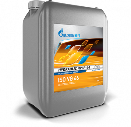 Масло гидравлическое Gazpromneft Hydraulic HVLP-46 20 л 2389905162