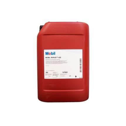 Масло компрессорное Mobil Rarus 425 минеральное 20 л 152675