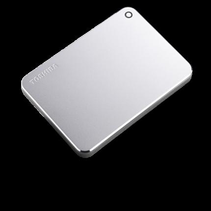 "Внешний жесткий диск Toshiba USB 3.0 4Tb HDTW240ES3CA Canvio Premium 2.5"" Silver"