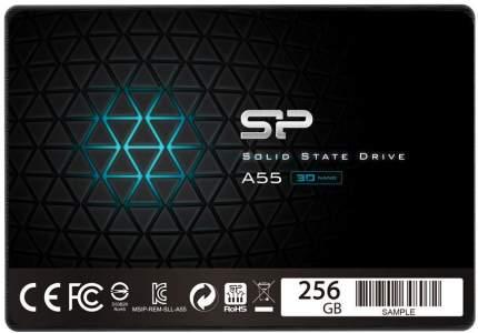 """Внутренний SSD накопитель Silicon Power Ace A55 2.5"""" 256Gb (SP256GBSS3A55S25)"""