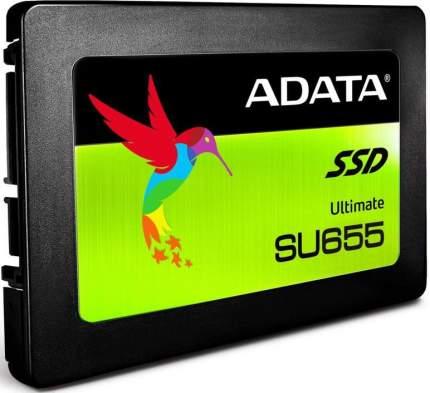 """Внутренний SSD накопитель A-Data Ultimate SU655 2.5"""" 120Gb (ASU655SS-120GT-C)"""