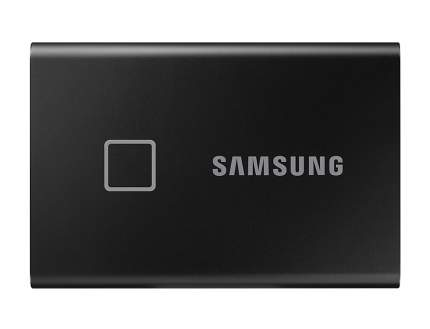 "Внешний диск SSD Samsung USB Type-C 1Tb MU-PC1T0K/WW T7 Touch 1.8"""