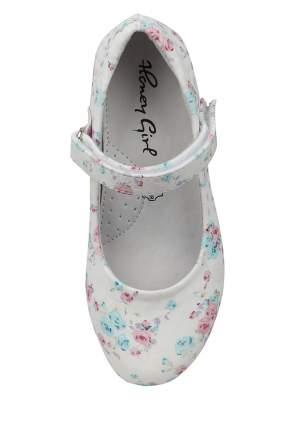 Туфли для девочек Honey Girl, цв. разноцветный, р-р 26