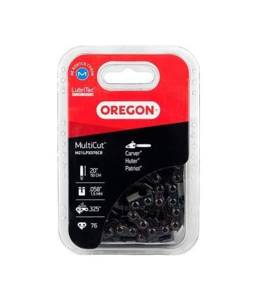 Цепь для цепной пилы Oregon M21LPX076CR MultiCut 50 см