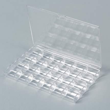 Органайзер для мелочи на 24 секции, 13 х 18 х 2,5 см