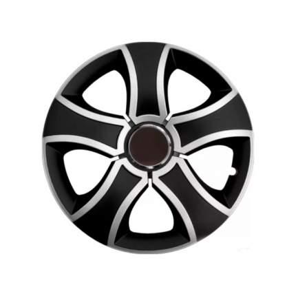 Колпаки R14 Jestic Бис ринг Микс черный 4 шт. VSK-00408154
