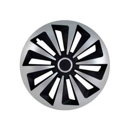 Колпаки R14 Jestic Фокс ринг Микс черный 4 шт. VSK-00408163