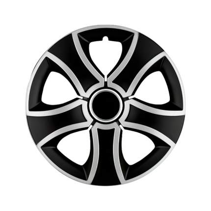 Колпаки R15 Jestic Бис ринг Микс черный 4 шт. VSK-00408159