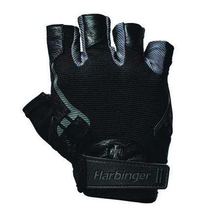 Перчатки атлетические Harbinger Pro, black, 8,5/L