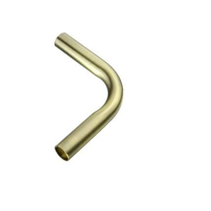 Угол  поворотный для рейлинга d 16 мм, 90 градусов, бронза Corner-16-90-BA