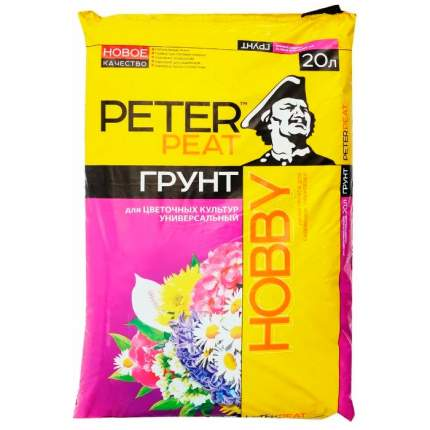 Грунт для цветов Peter Peat 11811 20 л