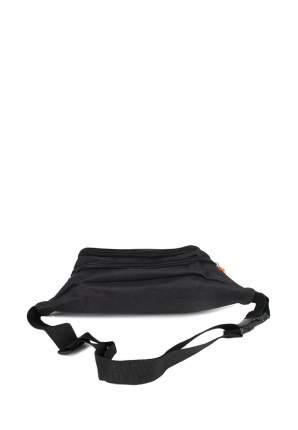 Поясная сумка женская Daniele Patrici A33680 черная