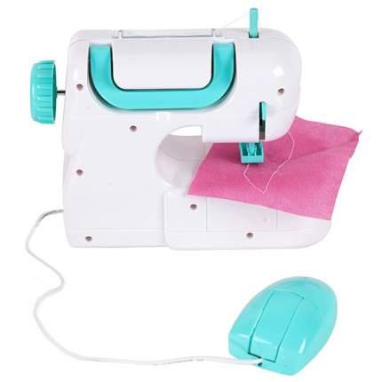 Набор Швейная машина Джамбо Тойз с аксессуарами для шитья, в/к 48*9,9*23,1 см JB201832