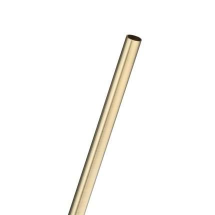 Труба для рейлинга диаметр 16 мм, длина 1000 мм, бронза TUBE-16-1000 BA