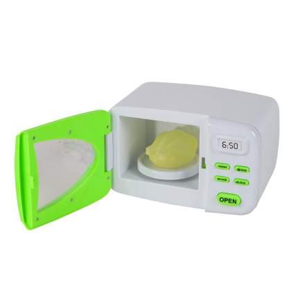 Микроволновая печь Джамбо Тойз, при приготовлении еда меняет цвет, свет, звук, JB201841