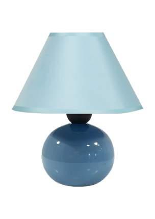 Лампа настольная BORTEN 17516, голубой