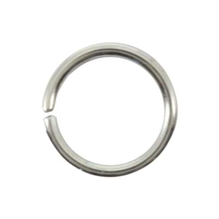 "OTH1510 Кольцо соединительное , 0,8*7мм, 30шт/уп (серебро) ""Астра"" арт.7715787"