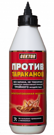 Средство от тараканов Gektor 2