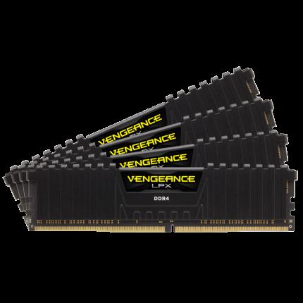 Оперативная память Corsair CMK64GX4M4C3000C15 RTL
