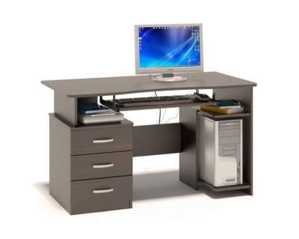 Компьютерный стол СОКОЛ КСТ-08.1 КСТ08.1, венге