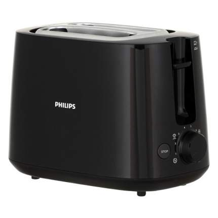 Тостер Philips Daily Collection HD2581/90 Black