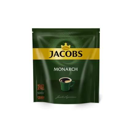 Кофе растворимый Jacobs monarch 500 г