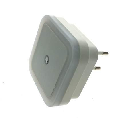 Светодиодный ночник Espada светильник с датчиком света/освещенности E-05White