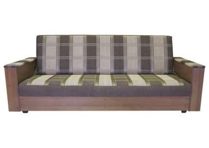Диван кровать Бруно шенилл коричневый