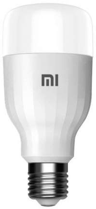 Умная лампа светодиодная Xiaomi Mi Smart LED Bulb Essential (MJDPL01YL), E27, 9Вт