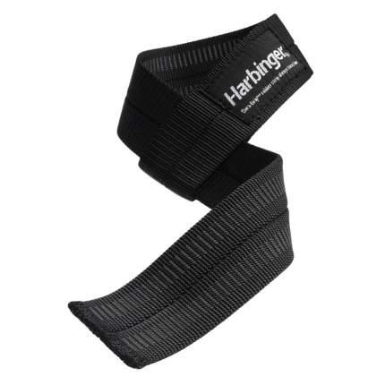 Ремни для тяги Harbinger Big Grip 21,5 Black