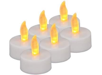 Набор свечей светодиодных Kaemingk 482264 6 шт.