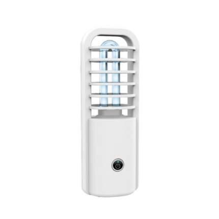 Портативная бактерицидная ультрафиолетовая лампа UVTEK-P04 белая