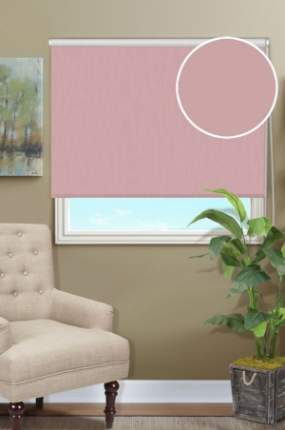 Рулонные шторы Eskar 34933048170 розовый 48x170