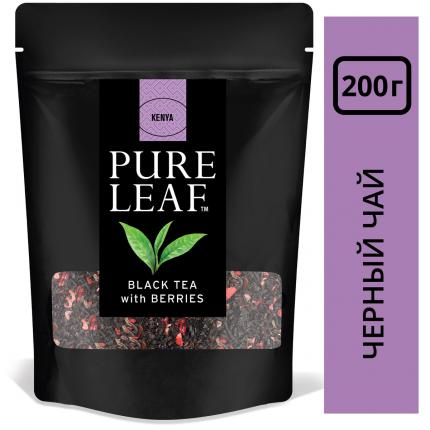Чай черный Pure Leaf Berries 200 г