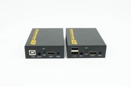 Удлинитель VСonn HDMI+USB по витой паре на 150м по IP